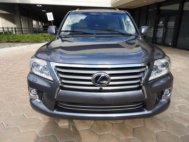 LEXUS LX 570 ORIGINAL SUV