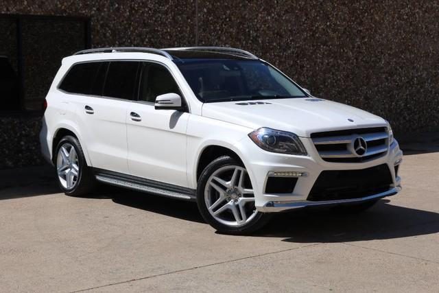 For Sale 2015 Mercedes-Benz GL550 4MATIC
