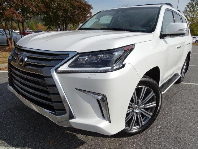 Lexus Lx570 2016 White Gcc Under Warranty
