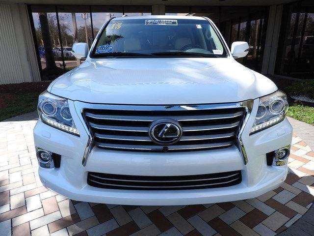My GCC Lexus LX570 2015 SUV Car