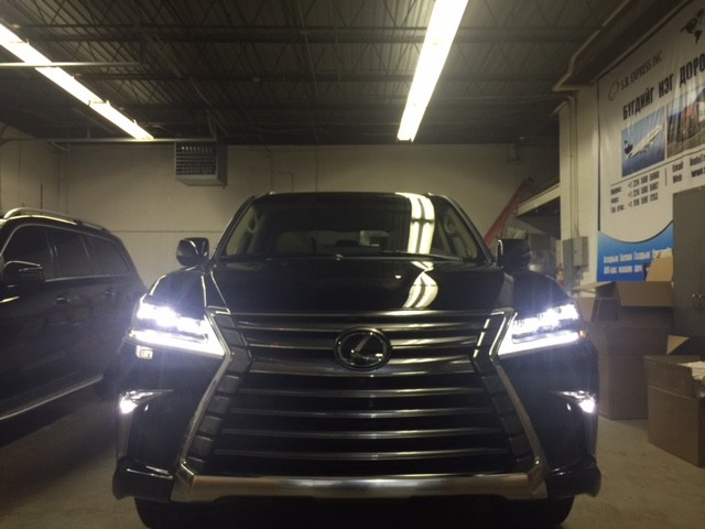 Lexus  2016Lx570  no accident