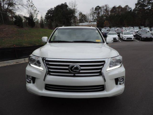 Used 2015 Lexus LX 570 Base 4WD  SUV