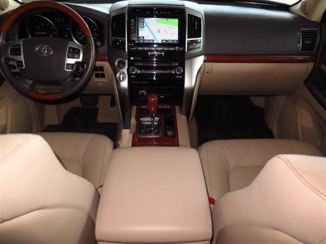 2014 Toyota Land Cruiser V8 4WD GXR