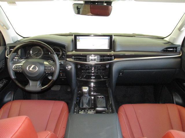 Lexus Lx570 2017 Model