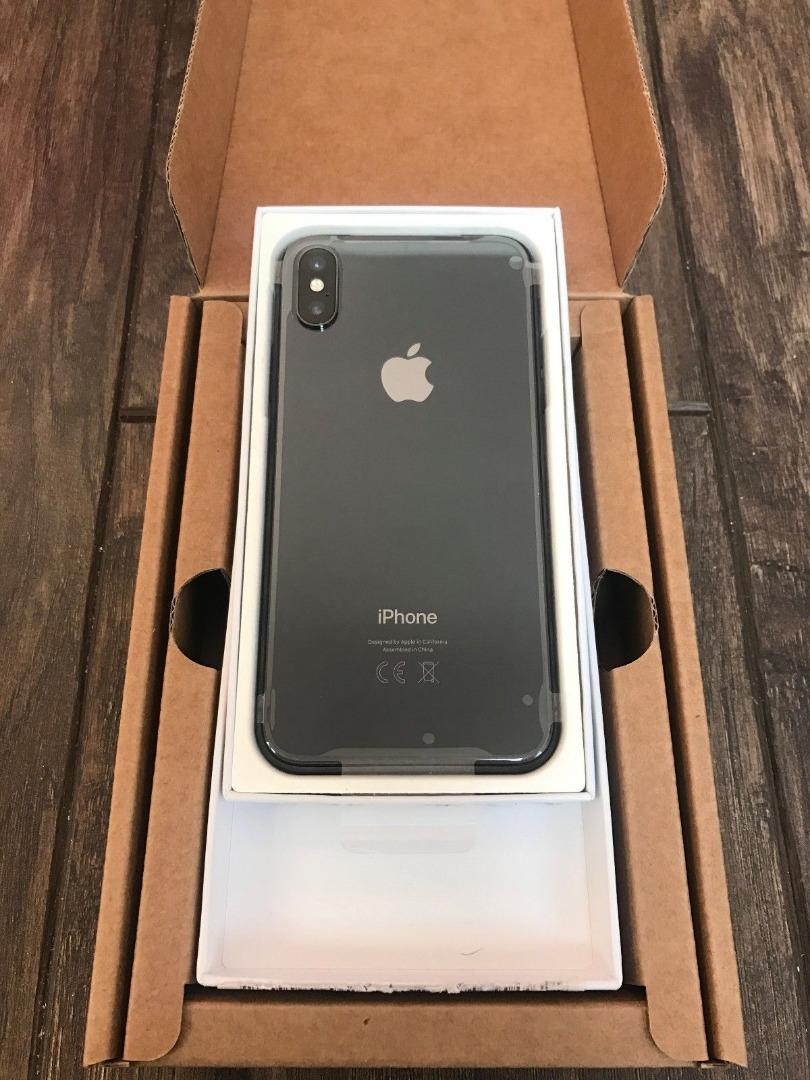 شراء الجديد - iPhone X 256Gb  64Gb الأصلي مع الضمان