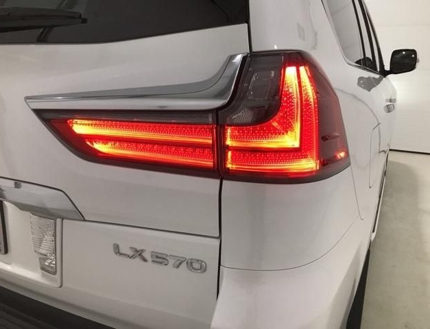 2017 Lexus LX570 Full Options